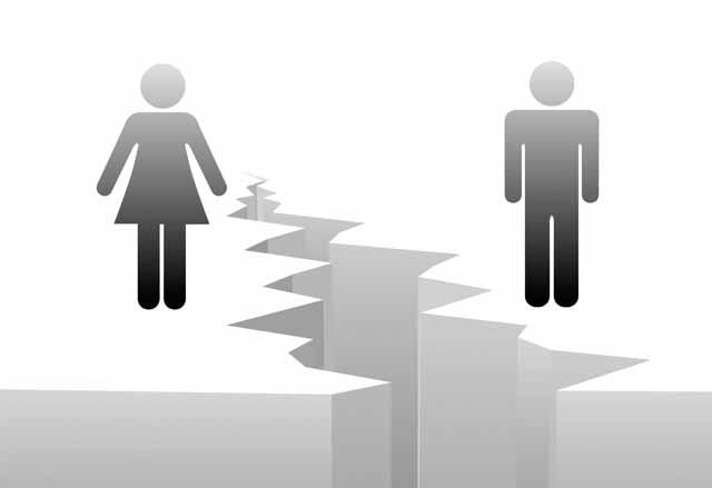 Bodelning mellan makar