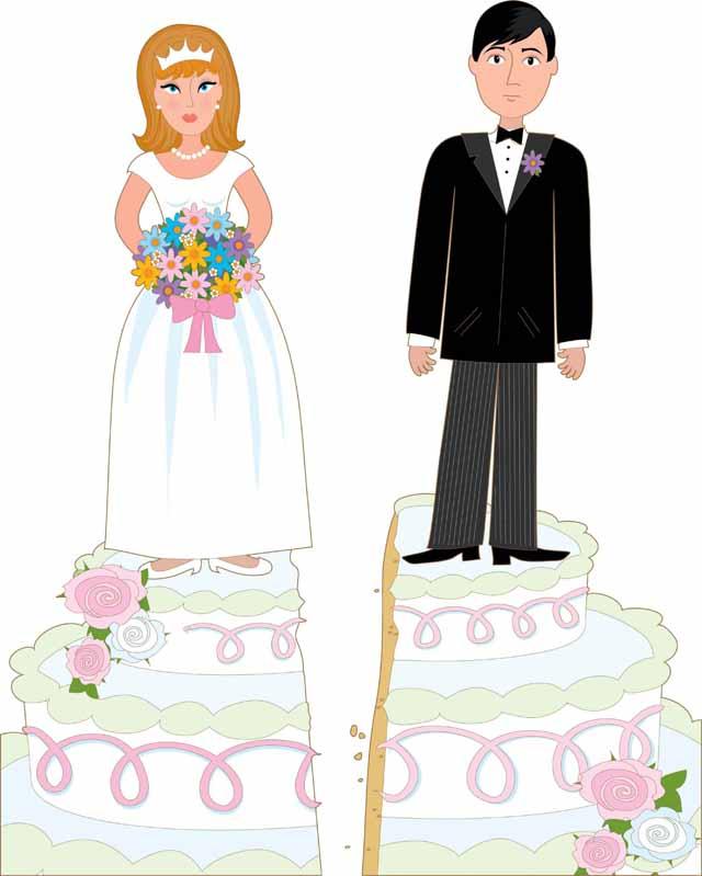 Skilsmässa bodelning