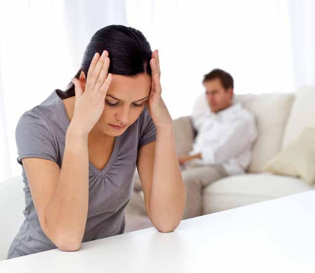 Skilsmässoansökan